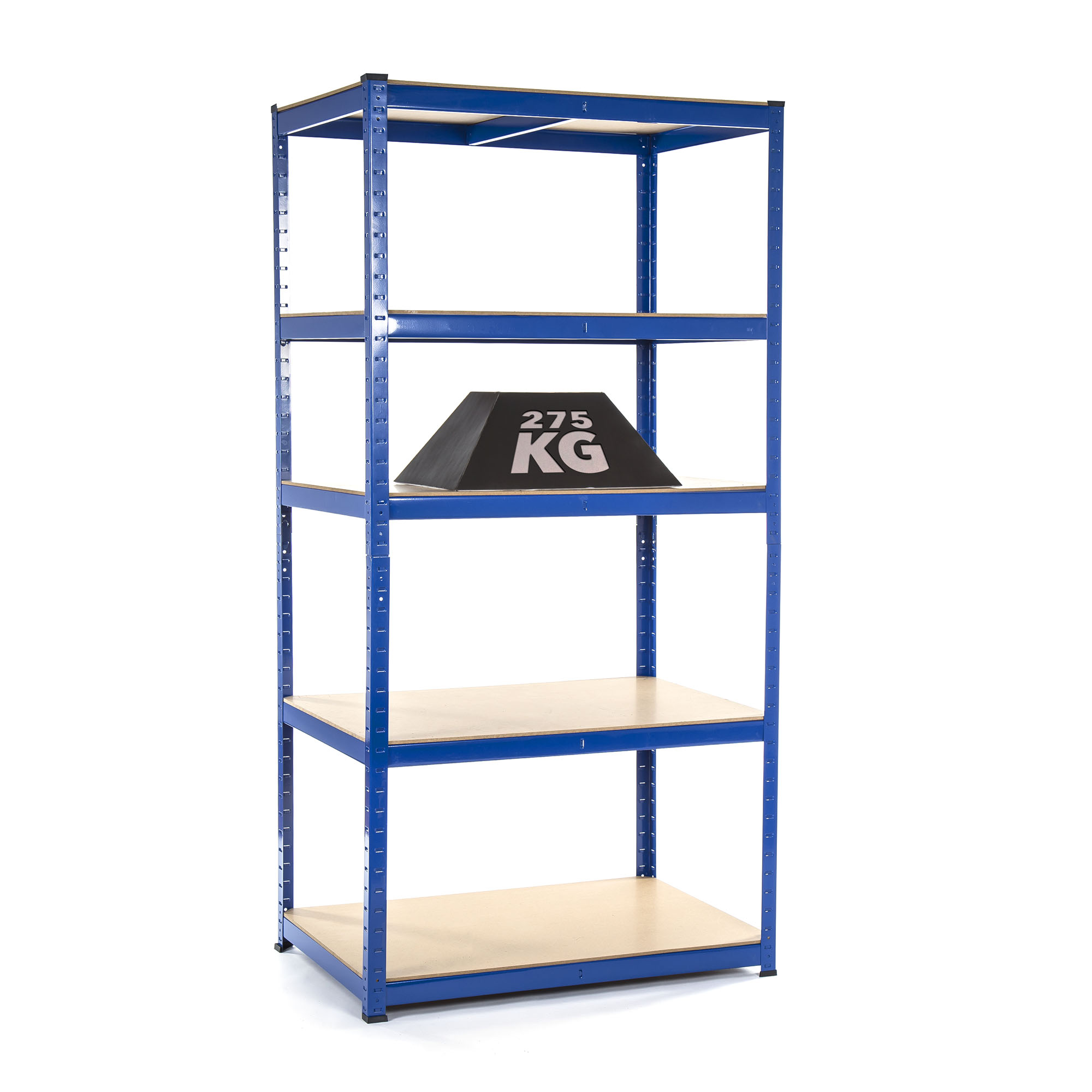 Economy Racking for Home, Garages, and for general day to day items and document storage - Assembly Instructions