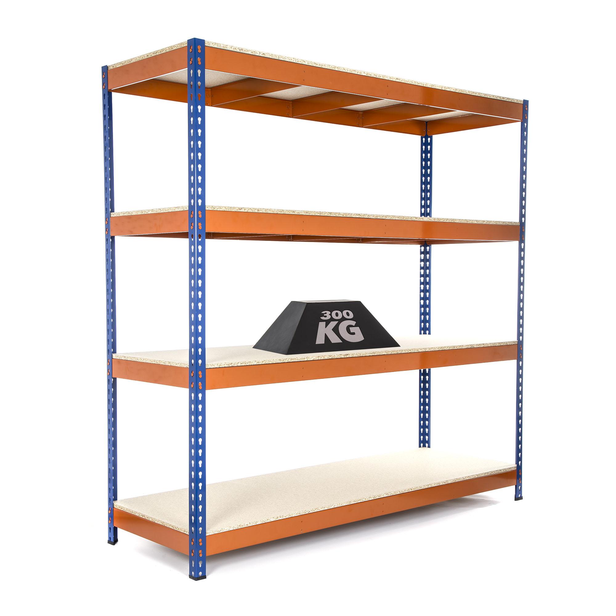 Medium Racking suitable for Home, Garages, Workshop Storage etc - Assembly Instructions